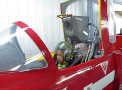 Fighter pilot of tomorrow