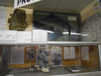 Part of our display on Project Anvil and Lt. Joe Kennedy